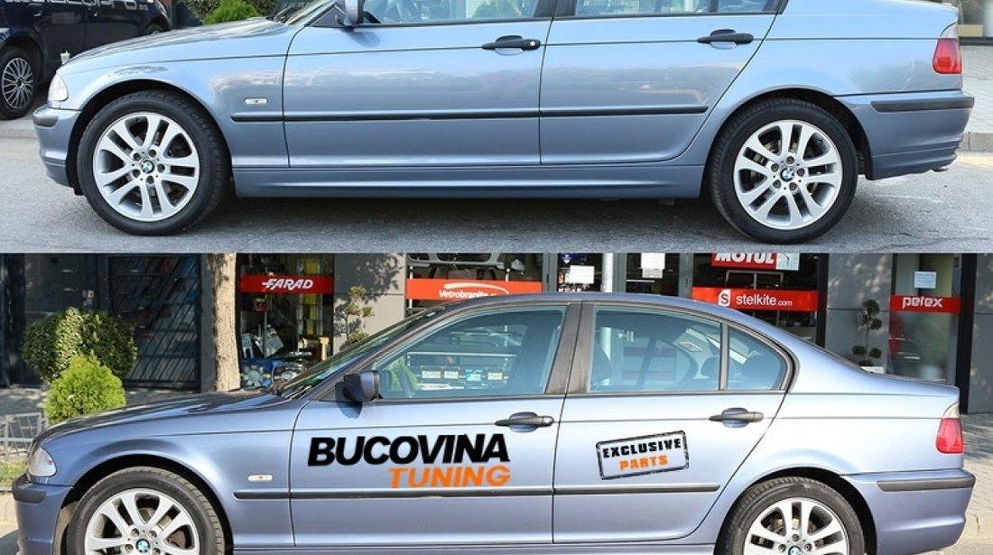 PRAGURI LATERALE BMW SERIA 3 E46 M TECH LIMOUSINE (1998-2004)