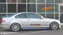 PRAGURI LATERALE BMW SERIA 3 E46 M3 COUPE/CABRIO (...