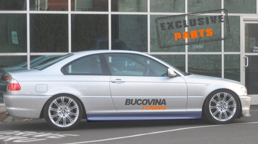 PRAGURI LATERALE BMW SERIA 3 E46 M3 COUPE/CABRIO (1998-2005)