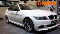 PRAGURI LATERALE BMW SERIA 3 E90/ E91 (05-11) M-PE...