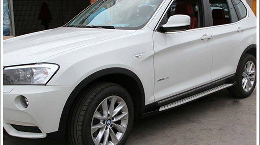 Praguri laterale BMW X3 F25 (2010+)