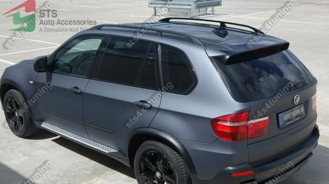 PRAGURI LATERALE BMW X5 E70 2007-2012 [OE DESIGN]