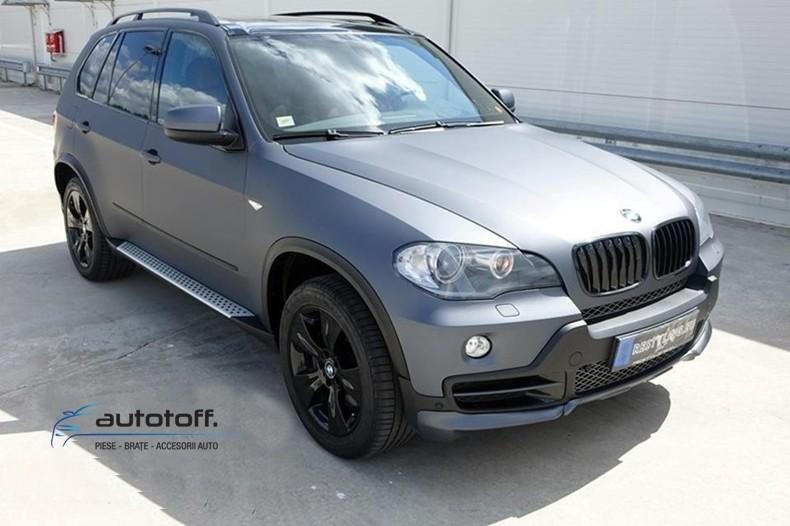 Praguri laterale BMW X5 E70 (2007+)