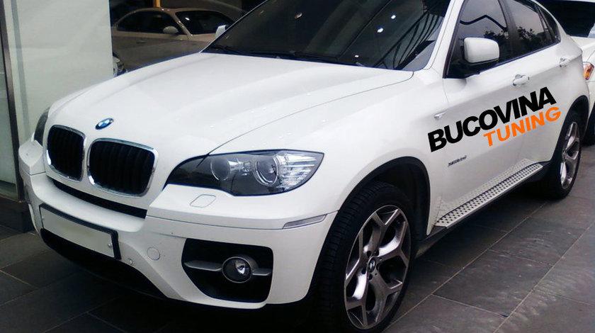 PRAGURI LATERALE BMW X6 E71