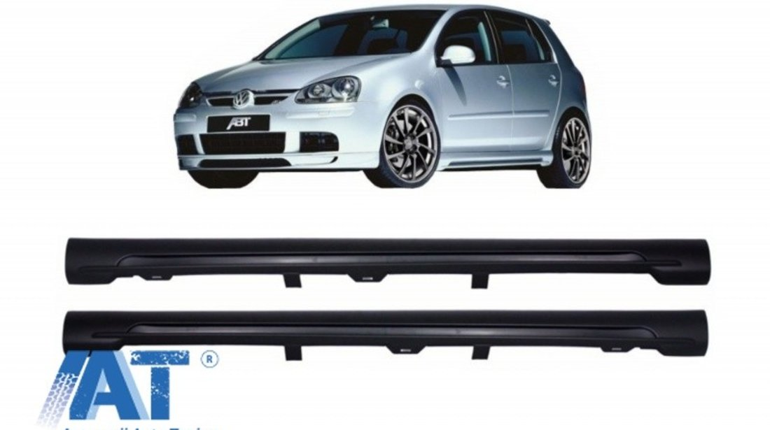 Praguri Laterale compatibil cu VW Golf 5 V 2003-2007 GTI Design
