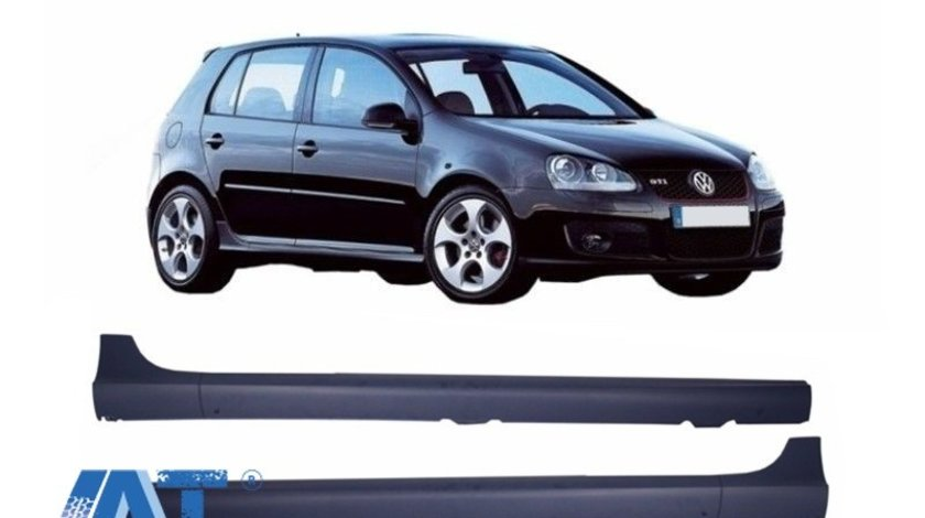 Praguri Laterale compatibil cu VW Golf 5 V 2003-2007 GTI Design