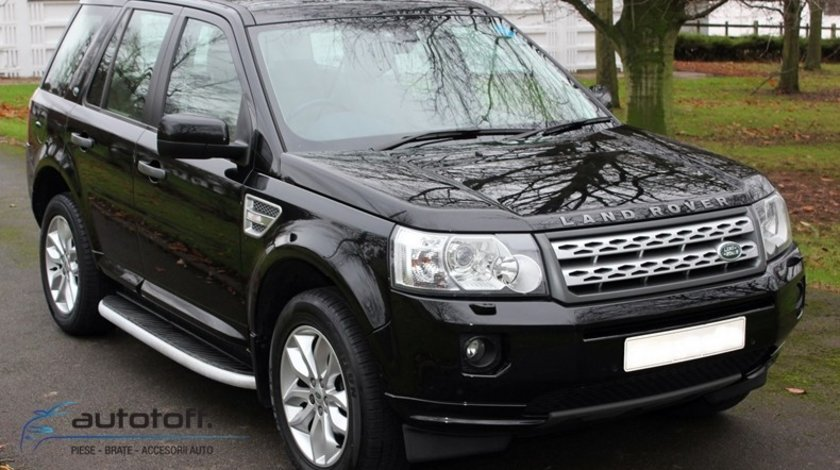 Praguri laterale Land Rover Freelander (2016+)