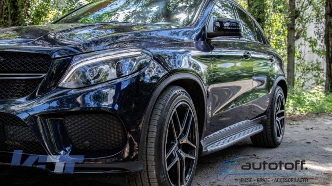 Praguri laterale Mercedes Benz GLE Coupe C292 (2015-2018)