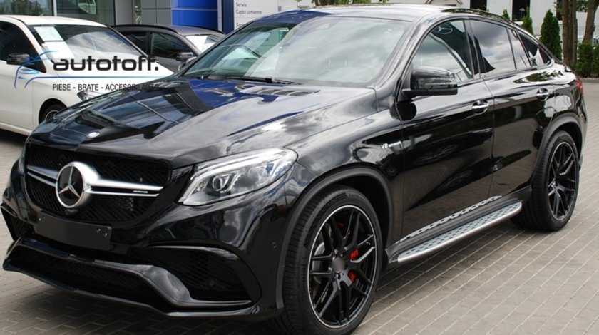 Praguri laterale Mercedes Benz GLE Coupe C292 (2015-2018)