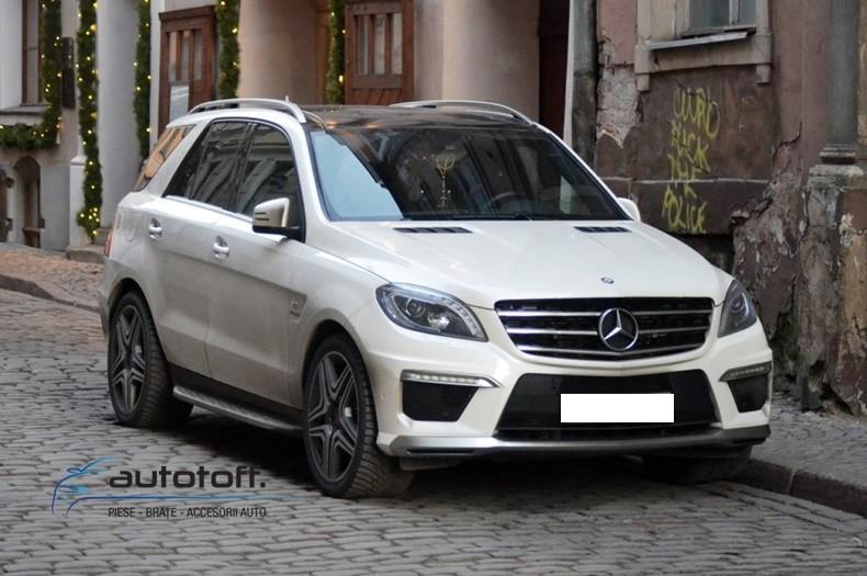 Praguri laterale Mercedes ML/GLE W166 (11-18)