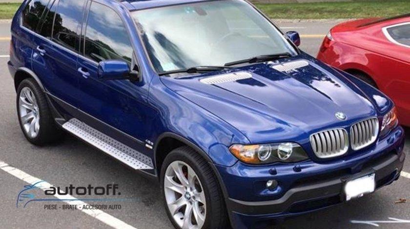 Praguri laterale si extensii aripi BMW X5 E53 (1999-2006)