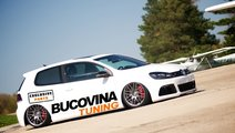 PRAGURI LATERALE VW GOLF 6 R20 (08-13)