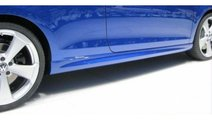 PRAGURI LATERALE VW GOLF 6 R20-LOOK PLASTIC
