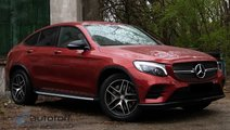 Praguri Mercedes Benz GLC X253 si GLC Coupe C253 (...