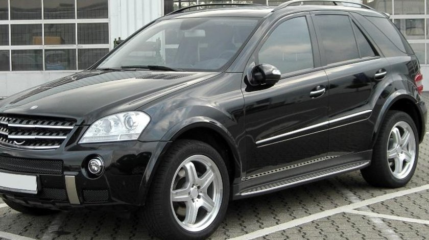 Praguri Mercedes ML W164 VistaCar