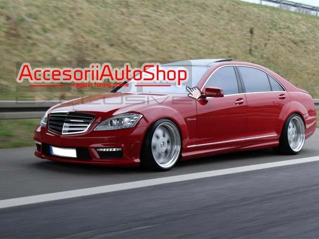 Praguri Mercedes S class W221 AMG S65  -  PROMO 99 EURO