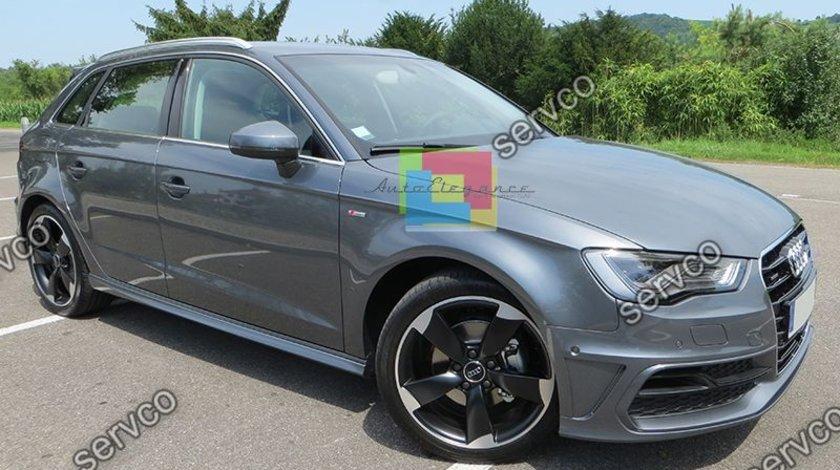 Praguri ornamente laterale Audi A3 8V S3 Rs3 Sline S line 2012 – 2016 Sportback
