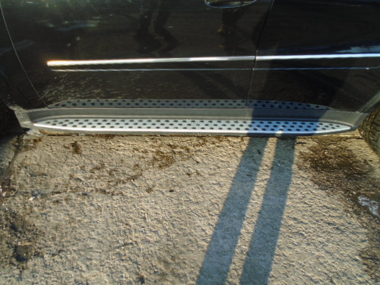 Praguri Scarite Mercedes Ml W164 AMG