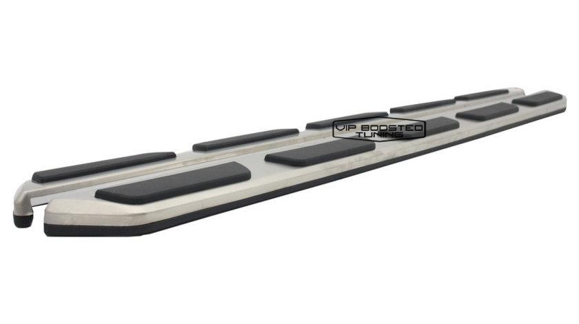 Praguri Trepte Laterale aluminiu AUDI Q5 8R (2008-2016) OEM Design