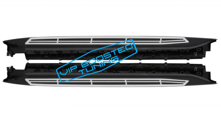 Praguri Trepte Laterale aluminiu BMW X5 G05 2018 +