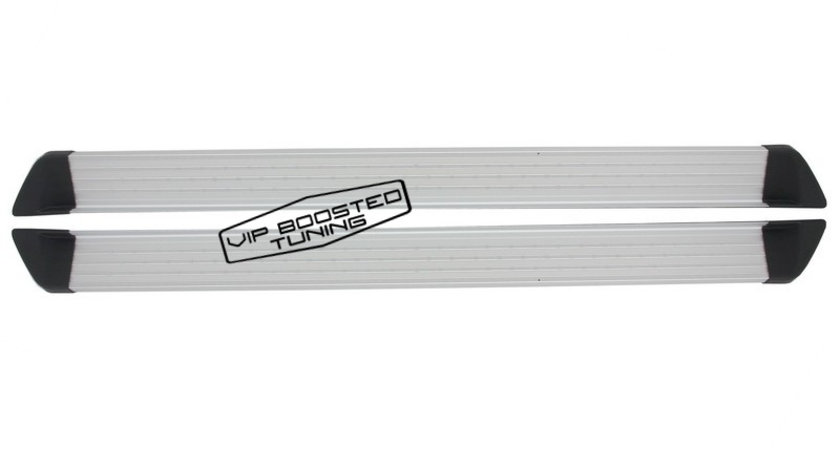 Praguri Trepte Laterale aluminiu Nissan X-Trail II (2007-2012)