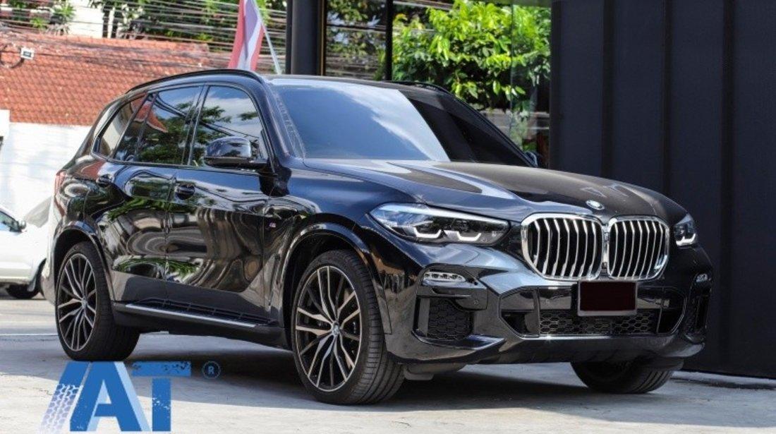 Praguri Trepte Laterale compatibil cu BMW X5 (G05) (2018 -up)