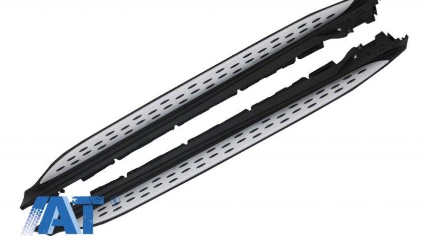 Praguri trepte laterale compatibil cu MERCEDES GLC-CLASS X253 (2015-) GLC Coupe C253 (2016+)