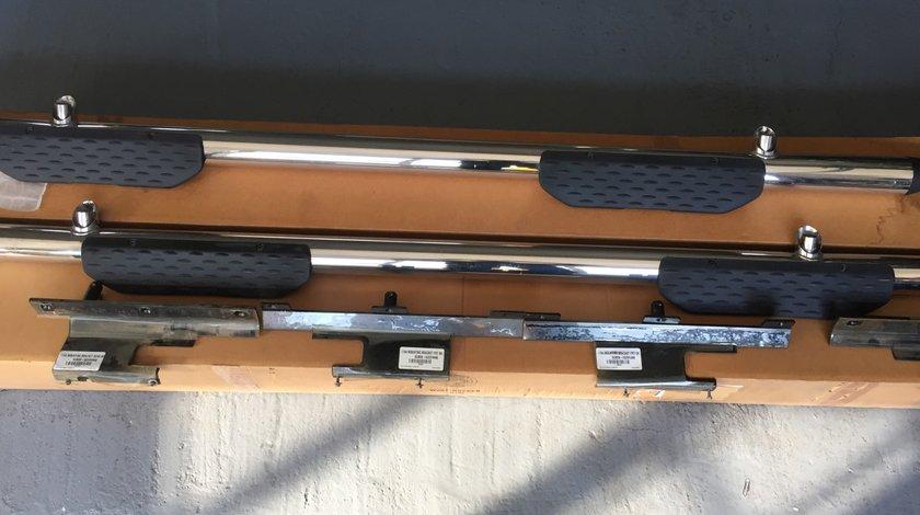 Praguri trepte laterale inox NOI OEM Mercedes GL X164
