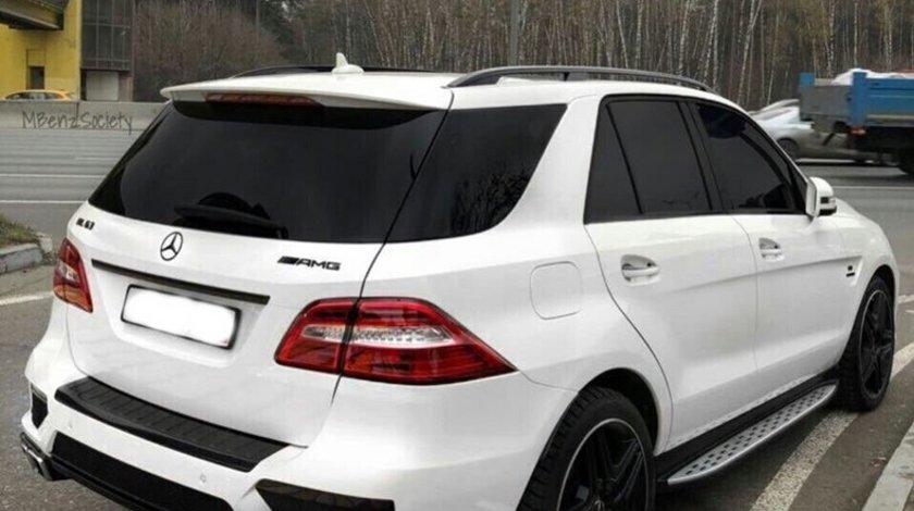 Praguri trepte laterale Mercedes Benz ML W166 M-CLASS
