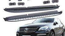 Praguri trepte laterale Mercedes Benz new ML W166 ...