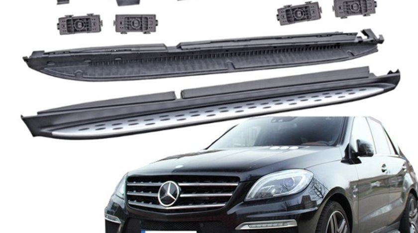 Praguri trepte laterale Mercedes Benz new ML W166 M-CLASS