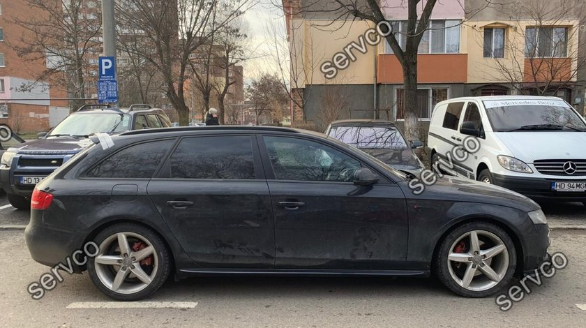 Praguri tuning sport Audi A4 B8 8K Sline RS4 S4 2008-2015 v1