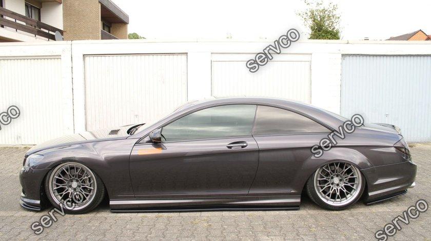 Praguri tuning sport Mercedes CL 500 C216 AMGLINE 2007-2010 v1