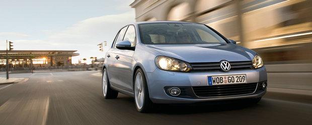 Precedent costisitor pentru VW. Nemtii obligati sa ramburseze pretul complet platit pe un Golf diesel