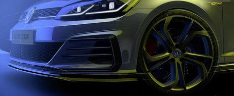 Pregateste-te de ceva tare de la Volkswagen. Ai in fata cel mai rapid GOLF GTI din istoria brandului