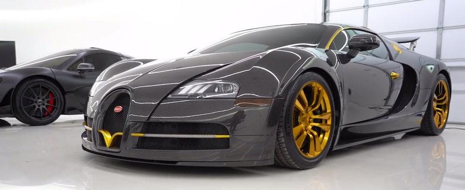 Pregateste-te sa fii uimit:  Cat costa, de fapt, intretinerea unui Bugatti Veyron