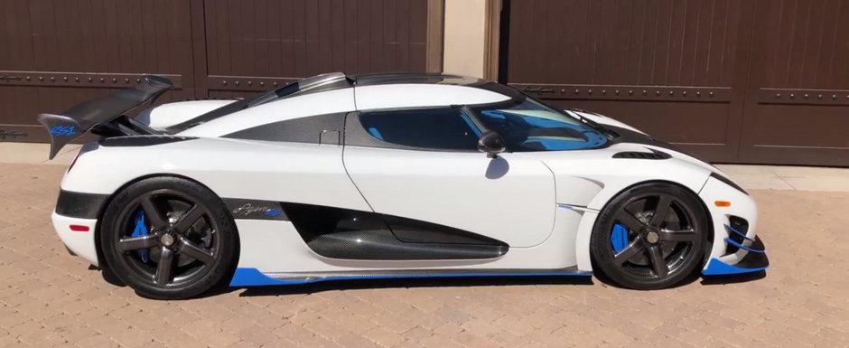 Pregateste-te sa ramai cu gura cascata: Koenigsegg Agera RS1 este masina cu jante mai USOARE decat anvelopele