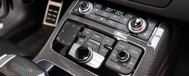 Pregateste-te sa ramai cu gura cascata: se cauta cumparator pentru cea mai puternica limuzina din istoria Audi!