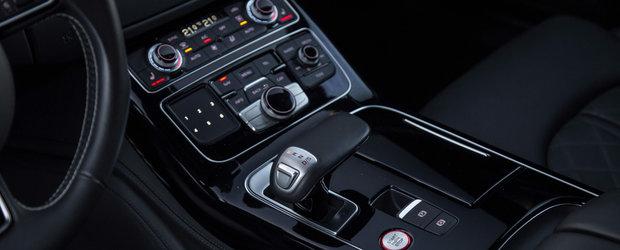 Pregateste-te sa ramai cu gura cascata: se cauta cumparator pentru cea mai puternica limuzina din istoria companiei Audi!