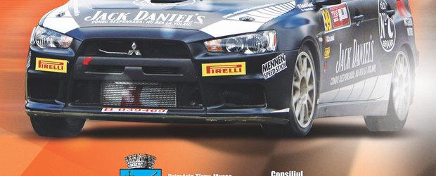 Pregatirile sunt in toi pentru Raliul Tirgu-Mures, a doua etapa din CNR Dunlop 2011