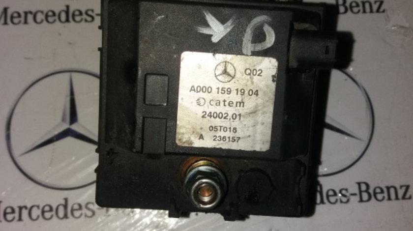 Preincalzitor bloc motor Mercedes C CLASS w203 COD A0001591904