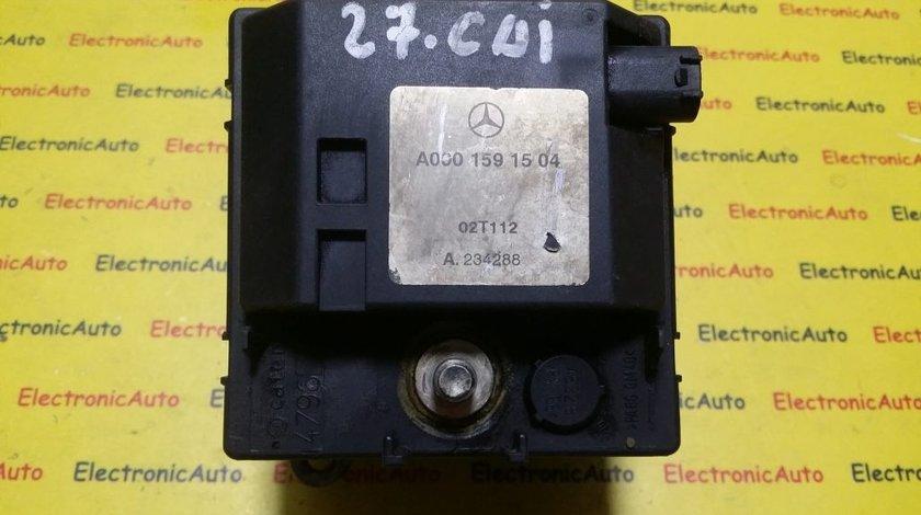 Preincalzitor Mercedes A0001591504, A 000 159 15 04