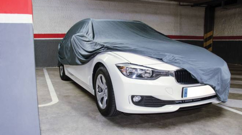 Prelata auto, Husa interior garaj XXL-size 463X173X143cm