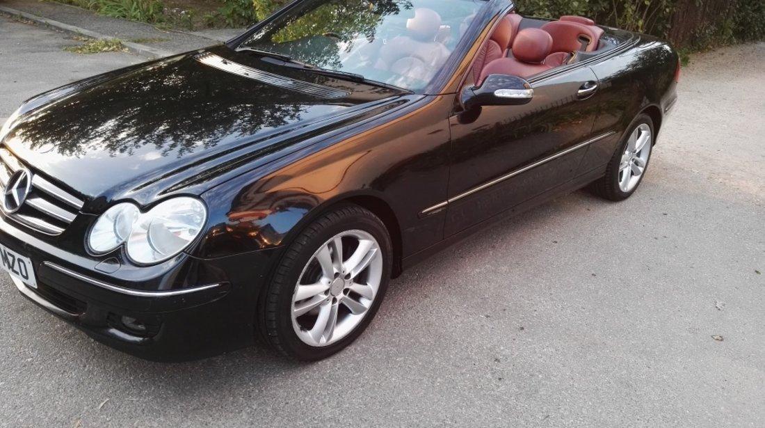 Prelata decapotare Mercedes CLK W209 cabrio