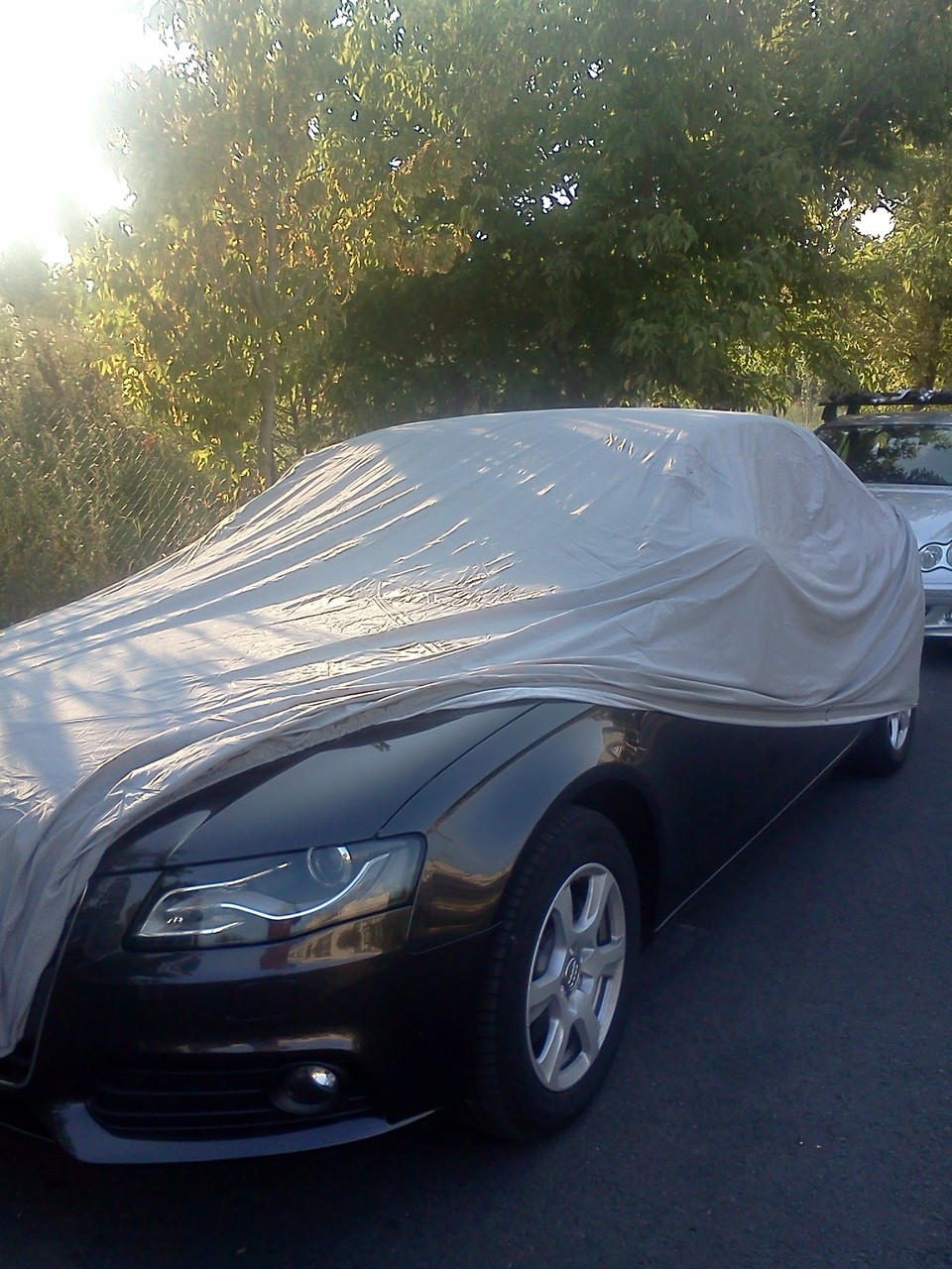 Prelate HUSE AUTO IMPERMEABILE VW Passat B6 B7 B8 Audi A4 A6 A7 A8 Skoda OCTAVIA Superb SCALA KAMIQ