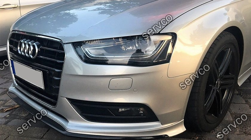 Prelungire ABT Facelift tuning sport bara fata Audi A4 B8 8K S line RS4 S4 2012-2015 v2