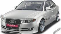 Prelungire adaos extensie buza bara fata Audi A4 B...