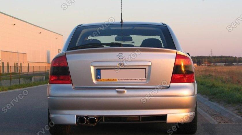 Prelungire adaos extensie tuning sport bara spate Opel Astra G HB 1998-2011 v1