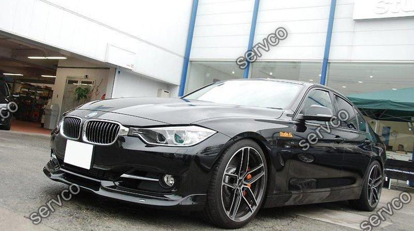 Prelungire adaos fusta bara fata BMW F30 ACS AC SCHNITZER 2012-2016 v2