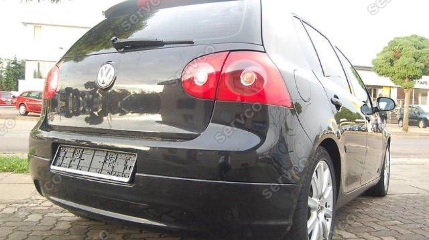 Prelungire adaos fusta bara spate VW Golf 5 GTI 2003-2009 v2
